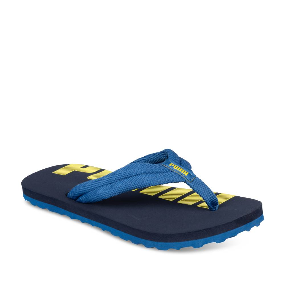 Tongs BLEU PUMA