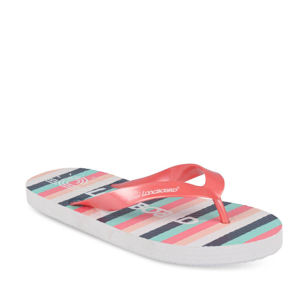 Teenslippers MULTICOLOR LONGBOARD