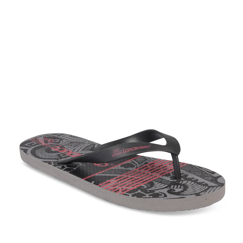 Tongs GRIS LONGBOARD