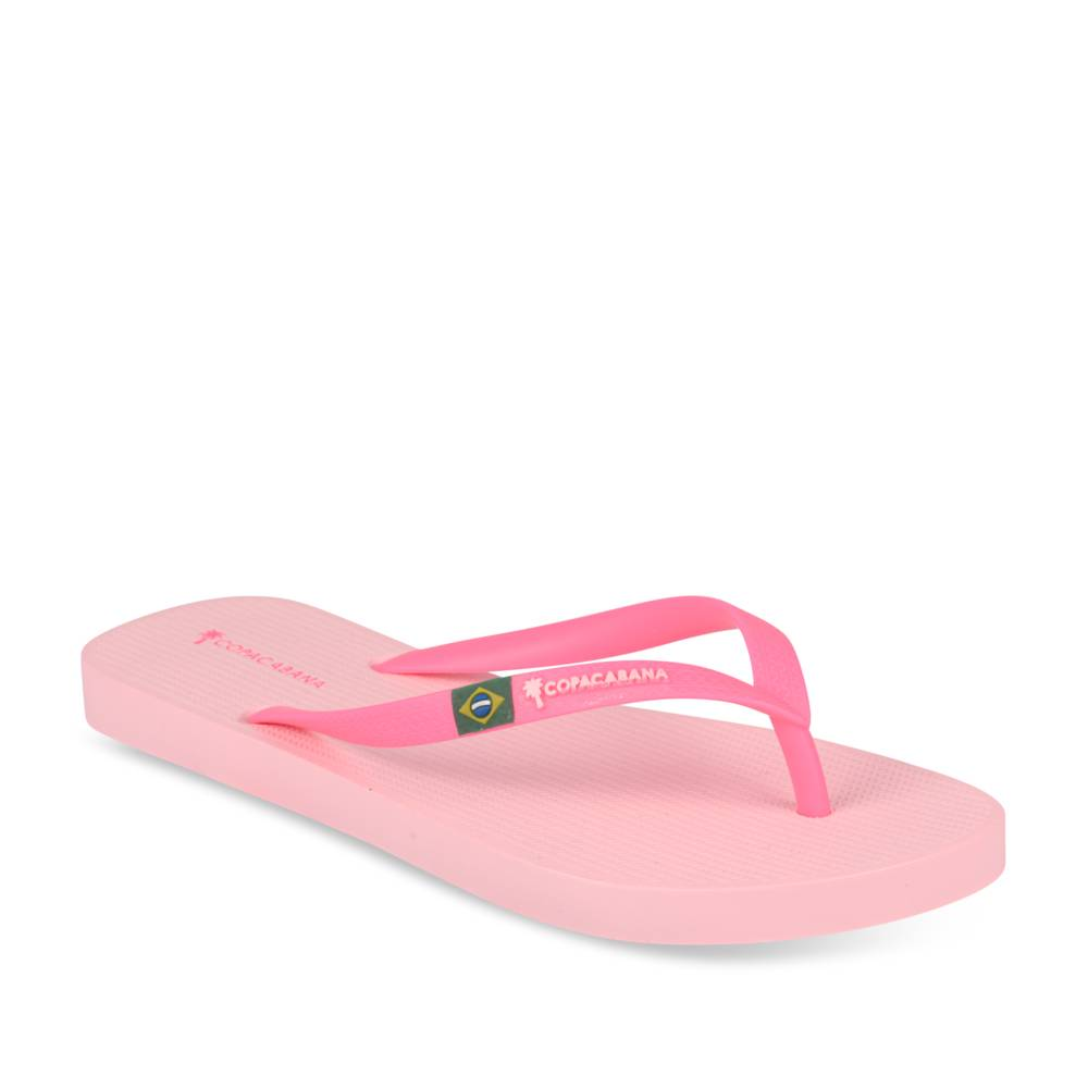 Teenslippers ROZE COPACABANA