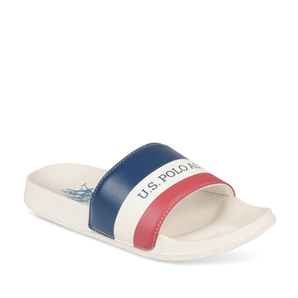 Teenslippers NAVY U.S. POLO ASSN.
