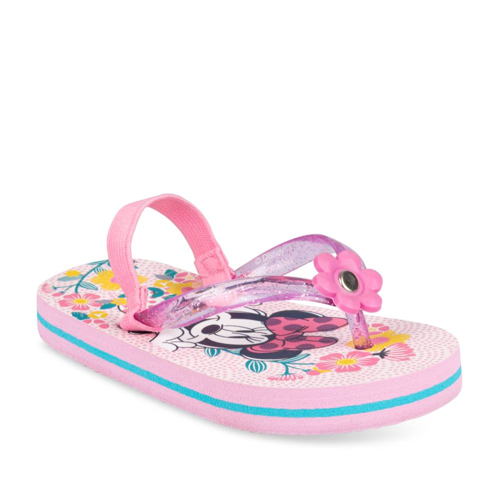 Teenslippers ROZE MINNIE