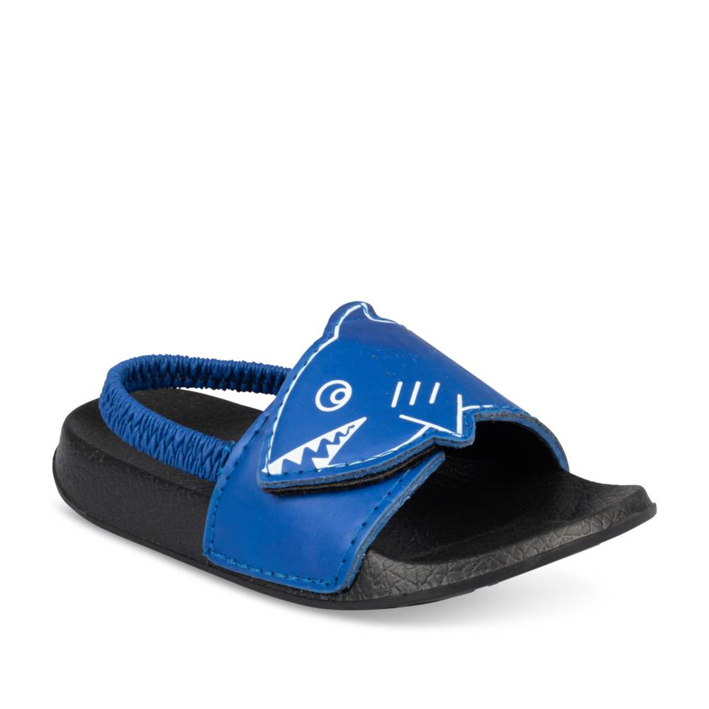 Teenslippers BLAUW CHARLIE & FRIENDS
