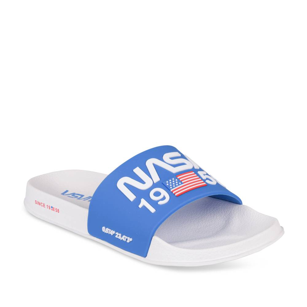 Teenslippers NAVY NASA