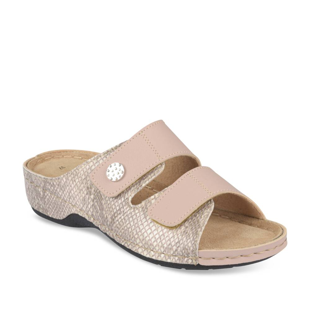 Mules BEIGE NEOSOFT RELAX