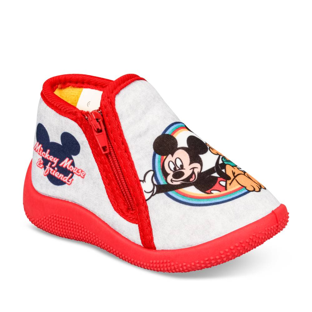 Chaussons GRIS MICKEY