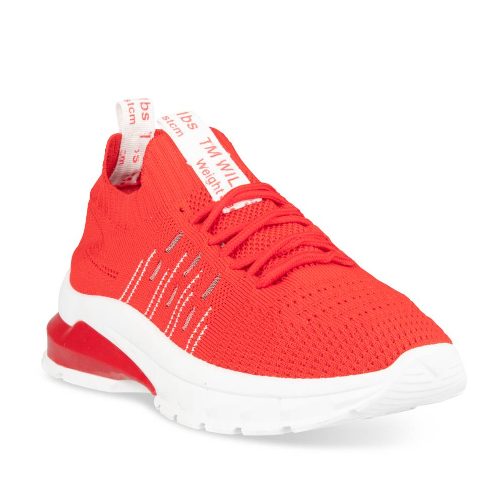 Baskets ROUGE ACTIVE FASHION