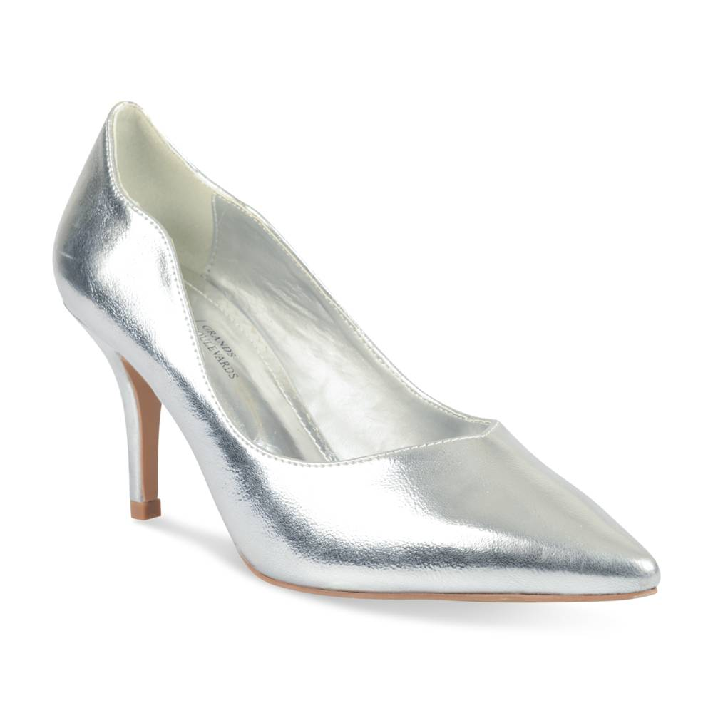 Pumps ZILVER GRANDS BOULEVARDS