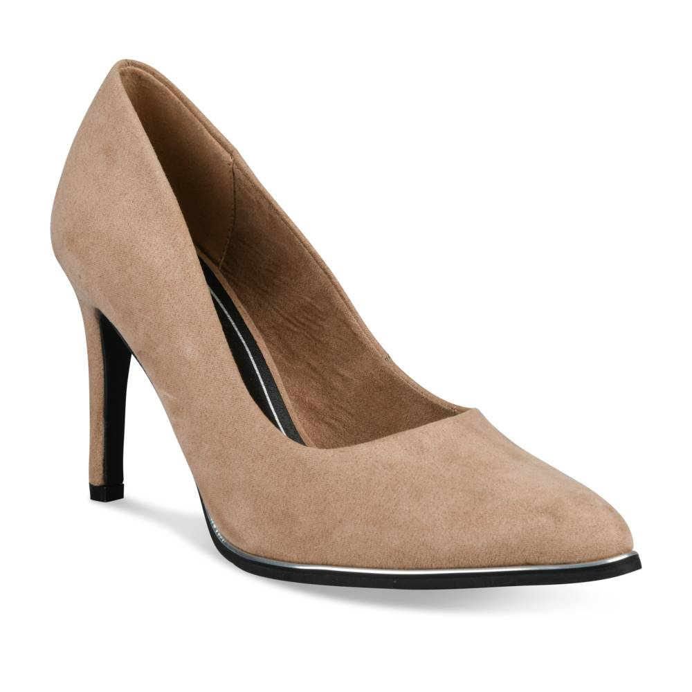 Pumps BEIGE GRANDS BOULEVARDS