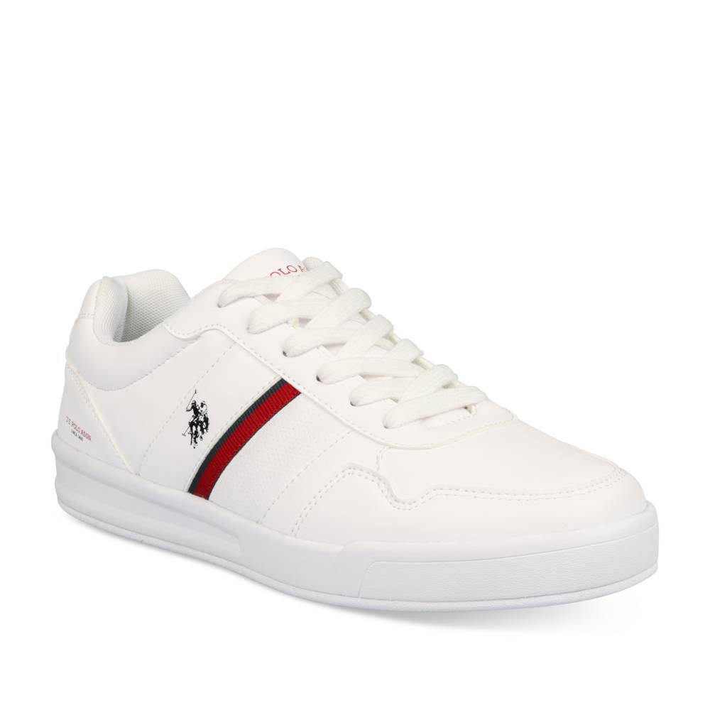 Baskets BLANC U.S. POLO ASSN.