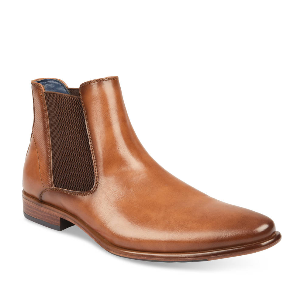 Bottines COGNAC B-BLAKE
