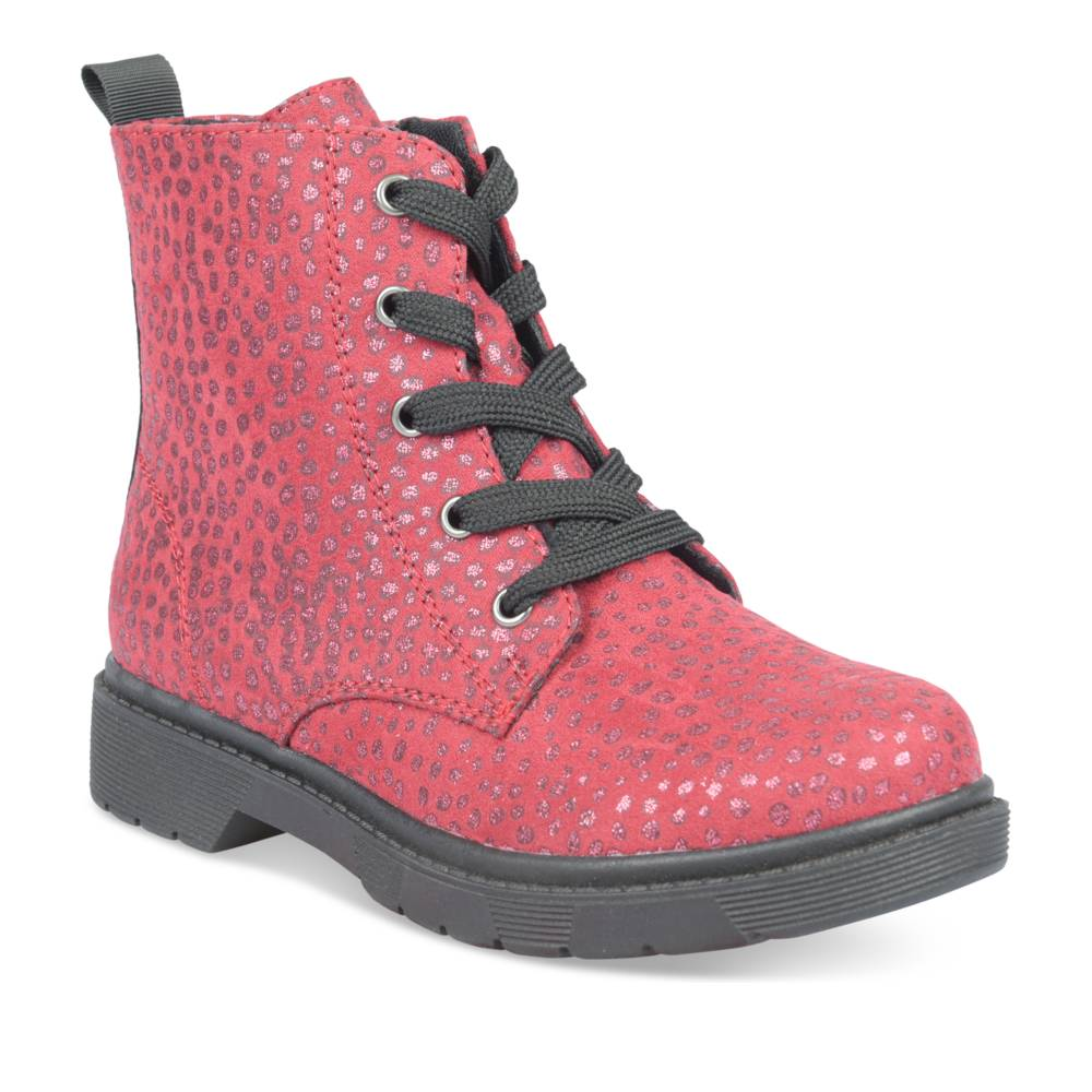Bottines ROUGE LOVELY SKULL