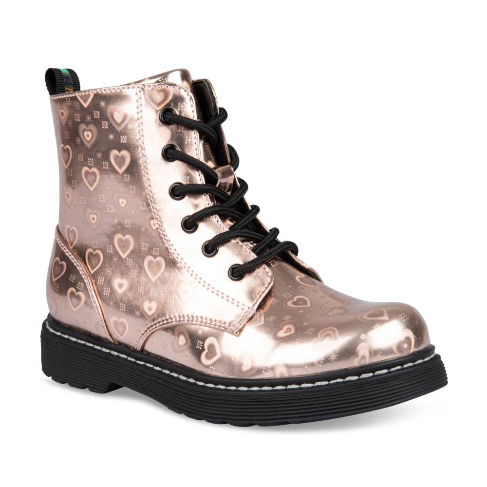 Bottines ROSE LOVELY SKULL