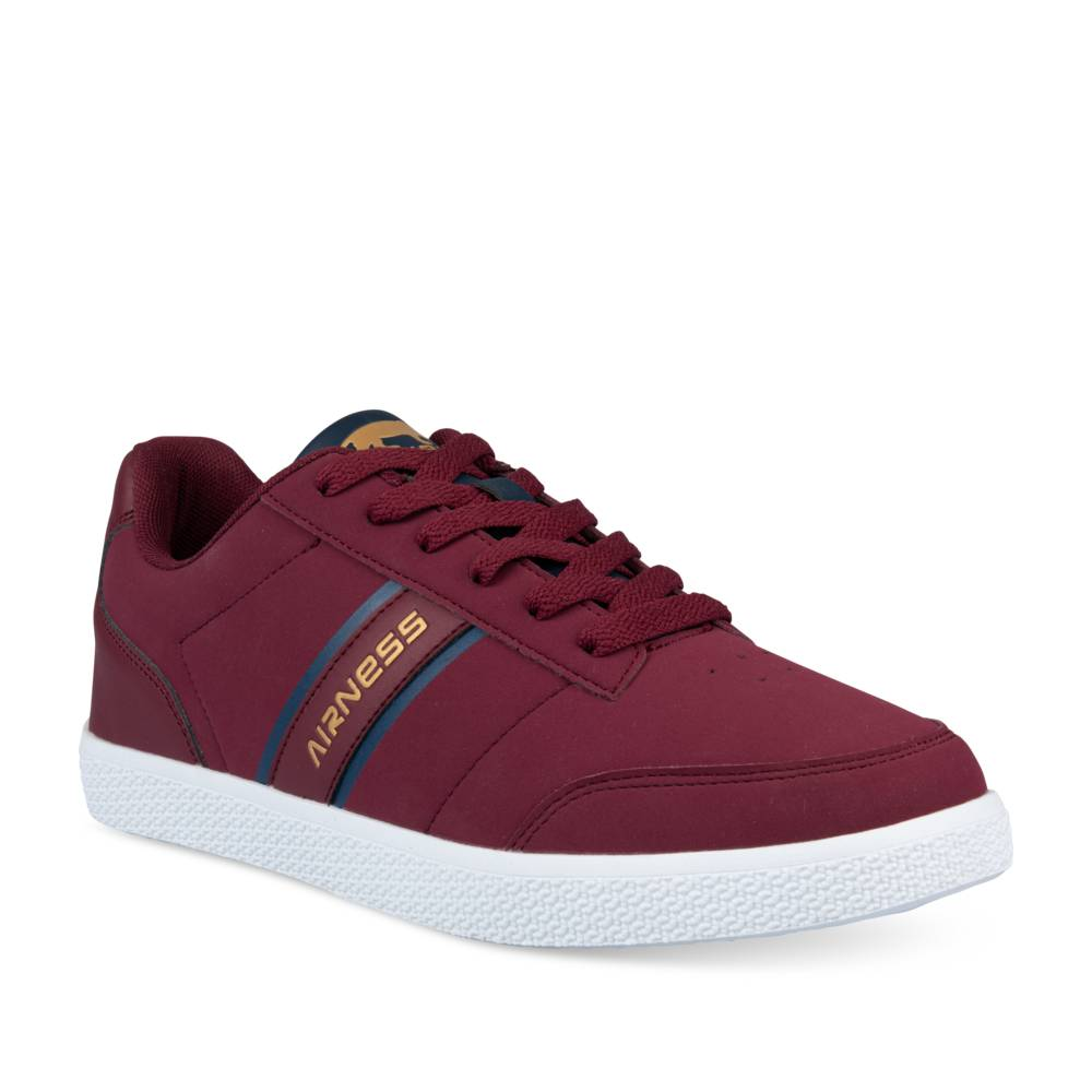 Hoge sneakers BORDEAUX AIRNESS