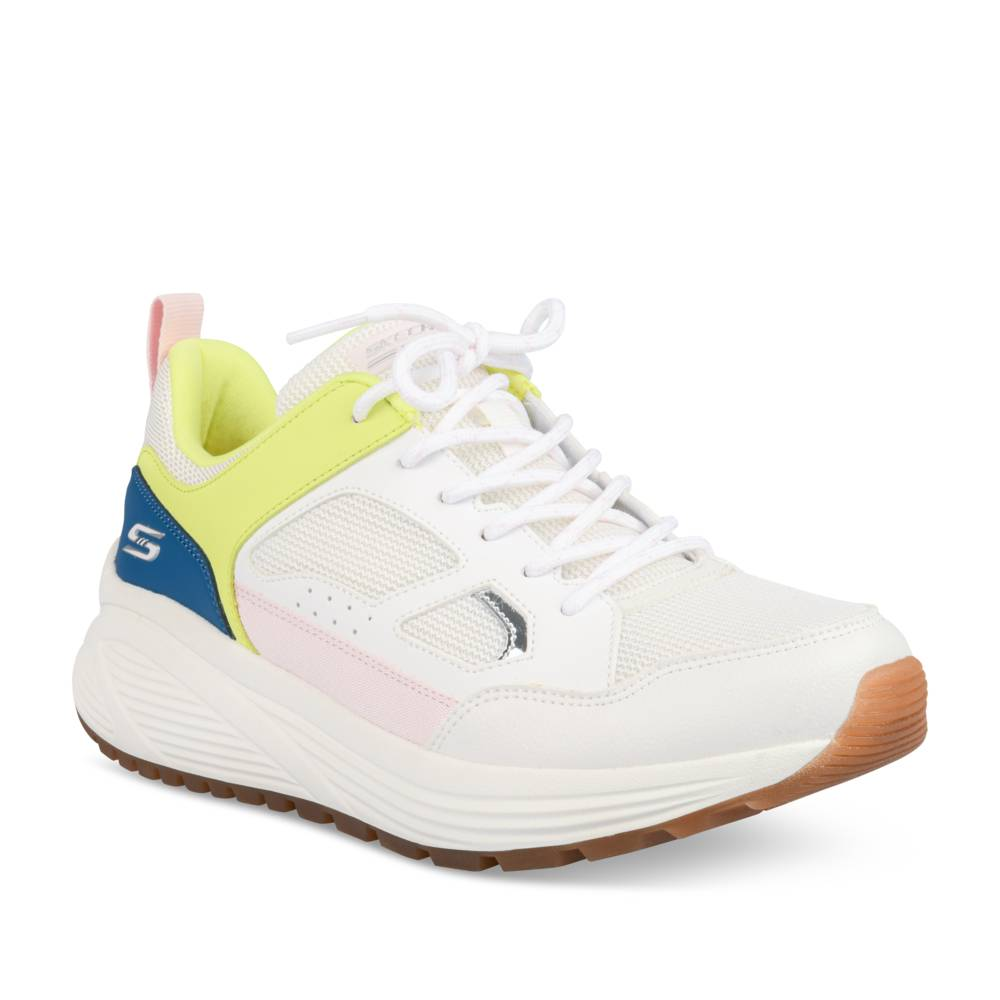 Baskets BLANC SKECHERS