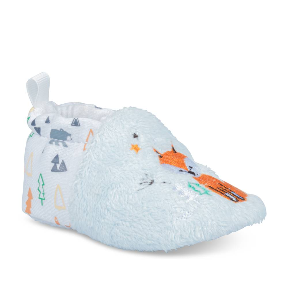 Chaussons BLEU FREEMOUSS BOY LAYETTE