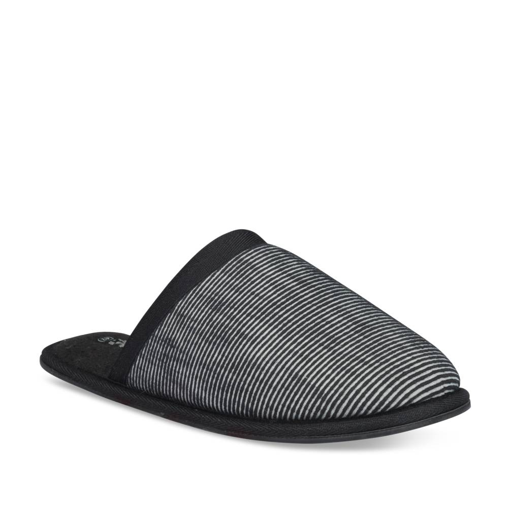 Chaussons NOIR DENIM SIDE