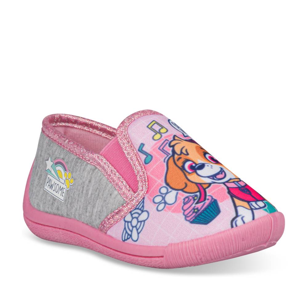 Chaussons ROSE PAW PATROL FILLE
