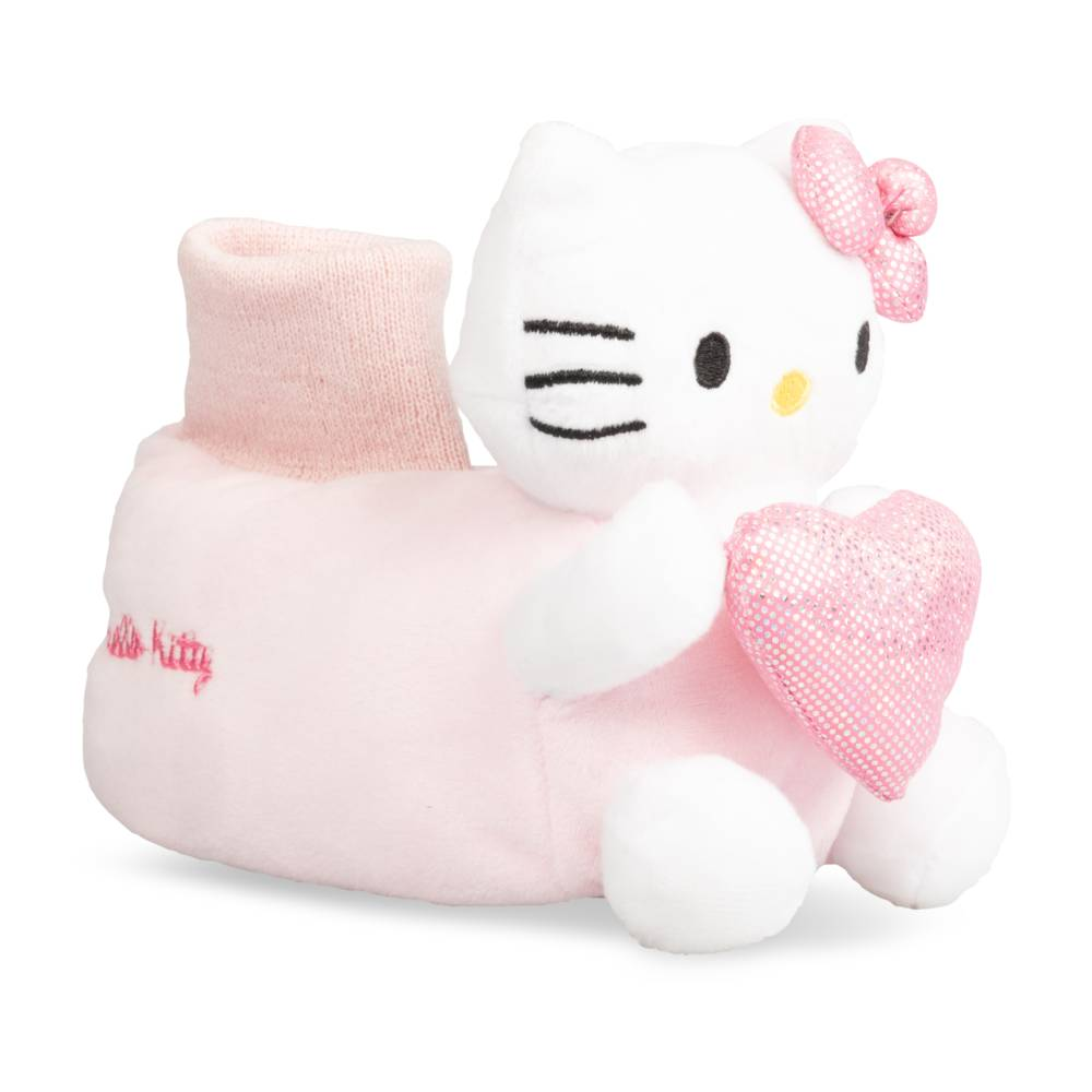 Chaussons ROSE HELLO KITTY