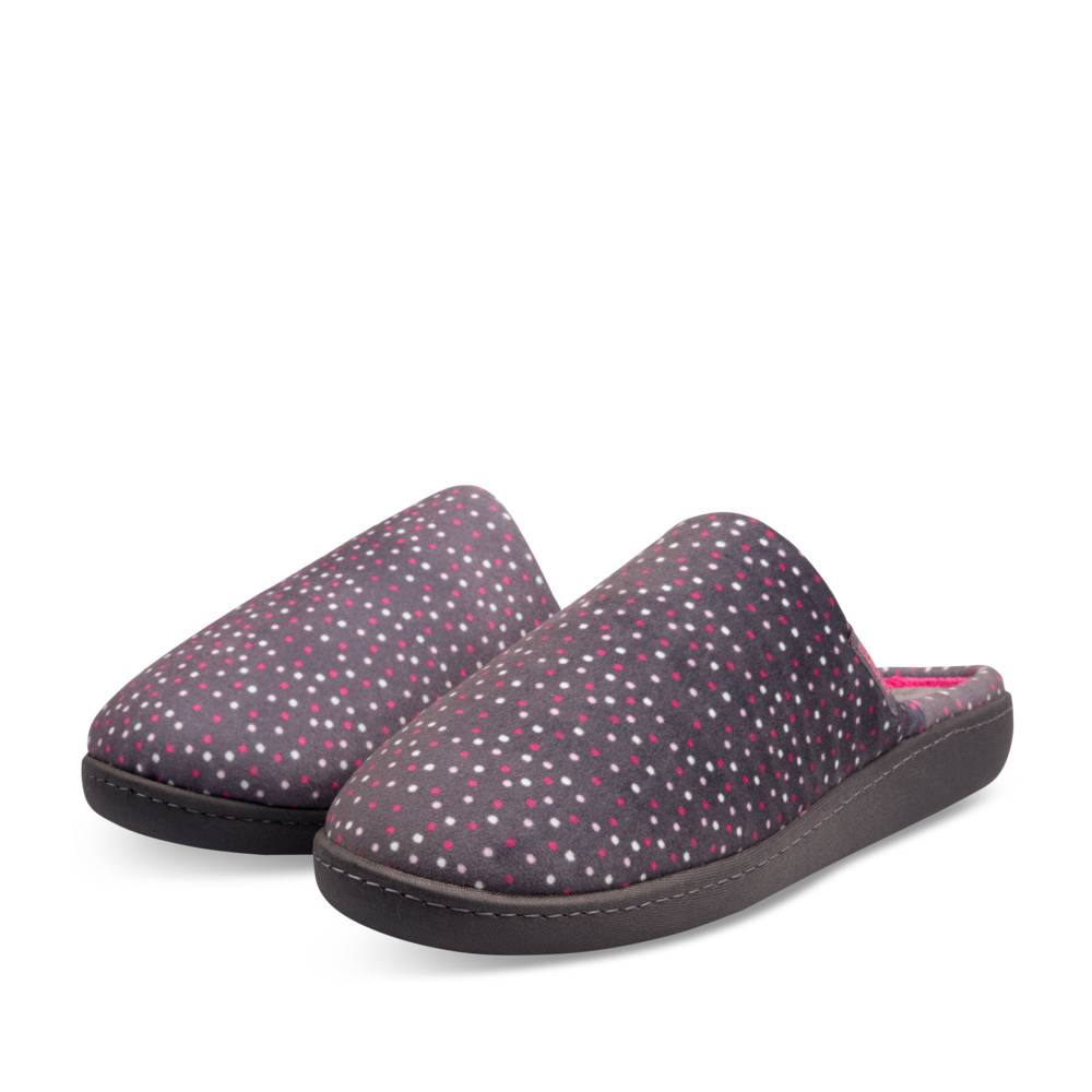 Chaussons GRIS ISOTONER