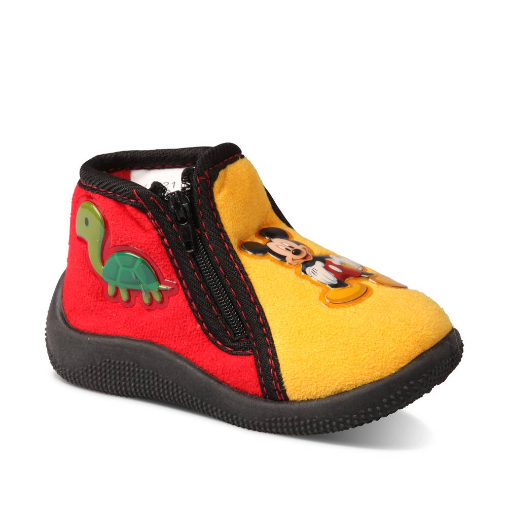 Chaussons MULTICOLOR DISNEY MICKEY