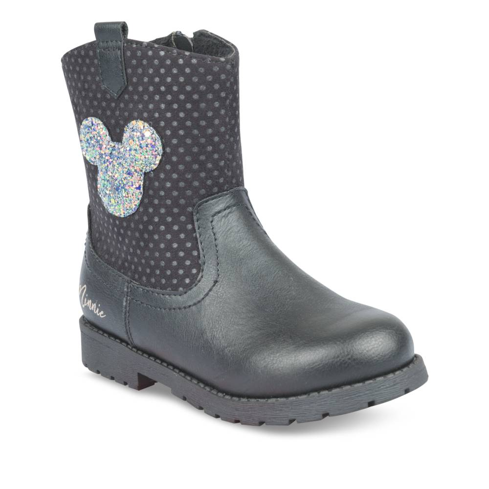 Bottines NOIR MINNIE