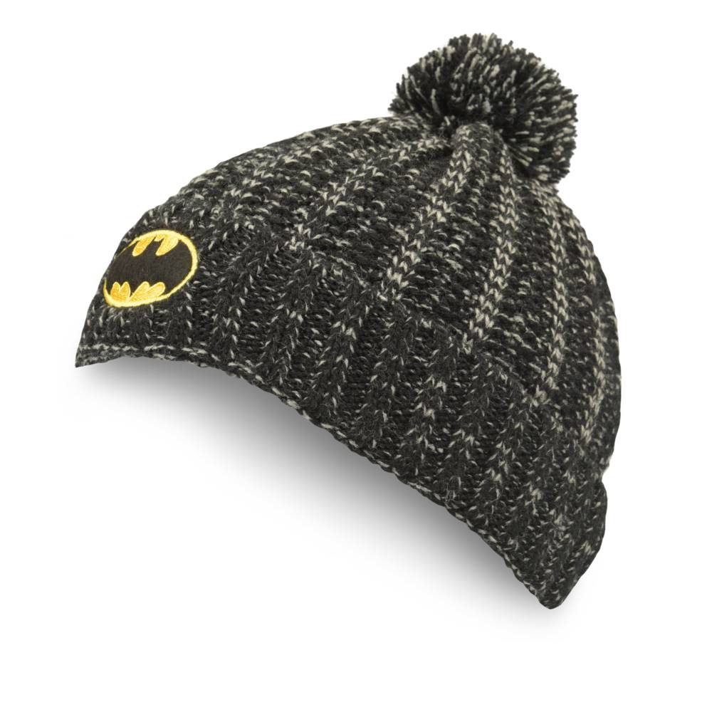 Bonnet GRIS BATMAN