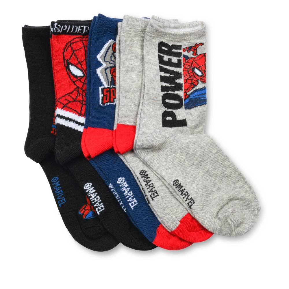 Chaussettes MULTICOLOR SPIDERMAN