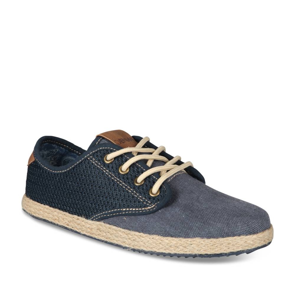Espadrilles MARINE DENIM SIDE JUNIOR