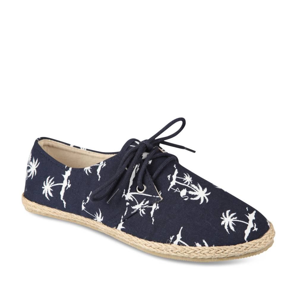 Espadrilles BLEU DENIM SIDE JUNIOR