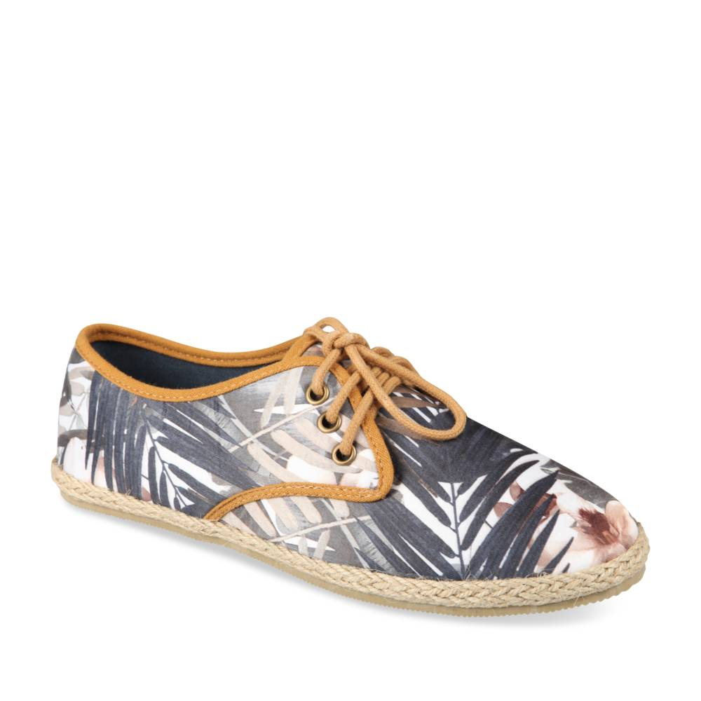 Espadrilles GRIS DENIM SIDE JUNIOR