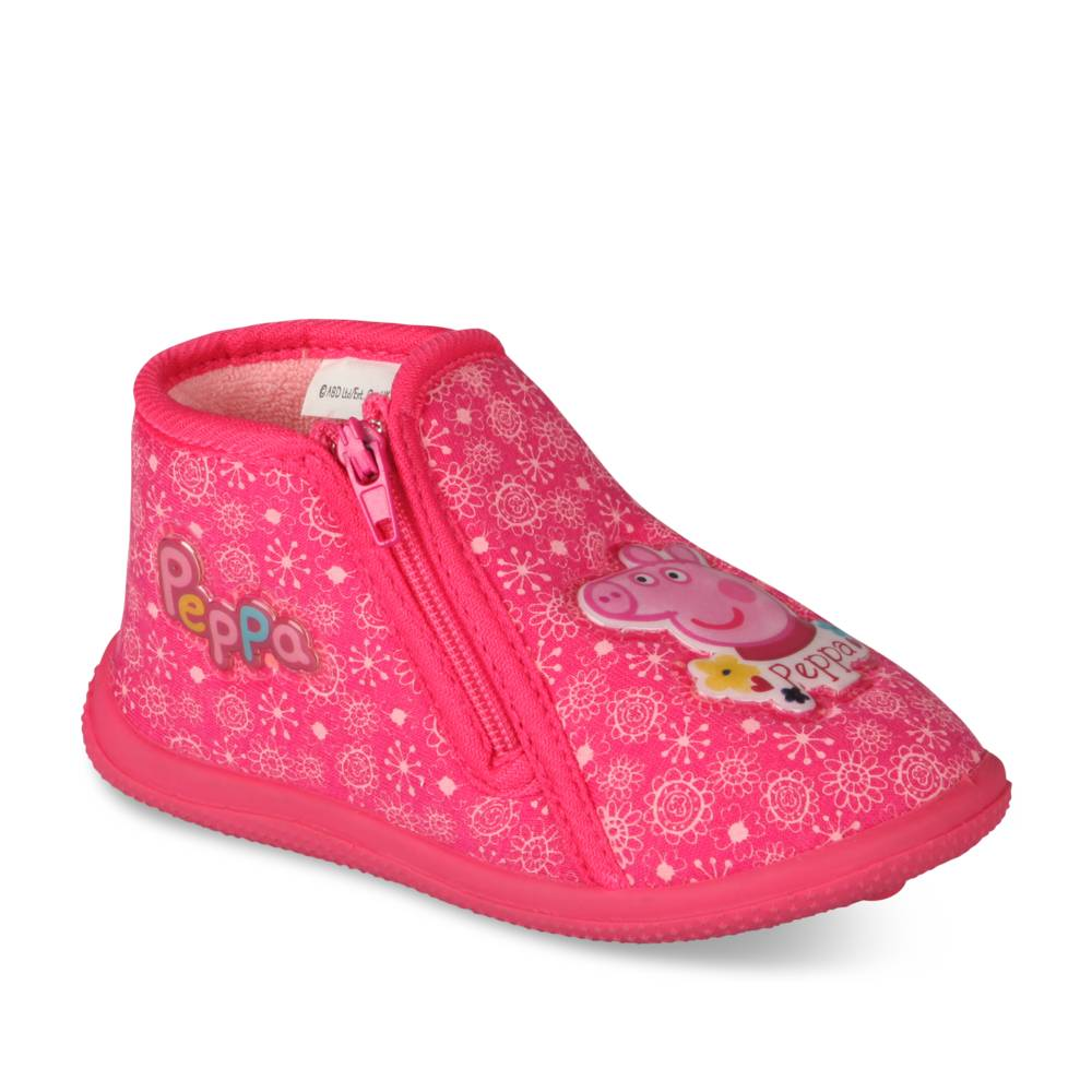 Chaussons ROSE PEPPA PIG