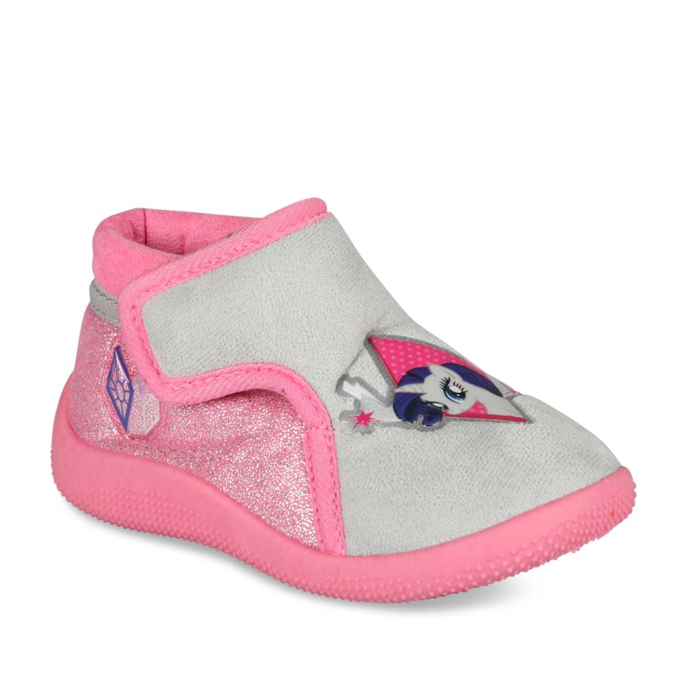 Chaussons GRIS MY LITTLE PONY