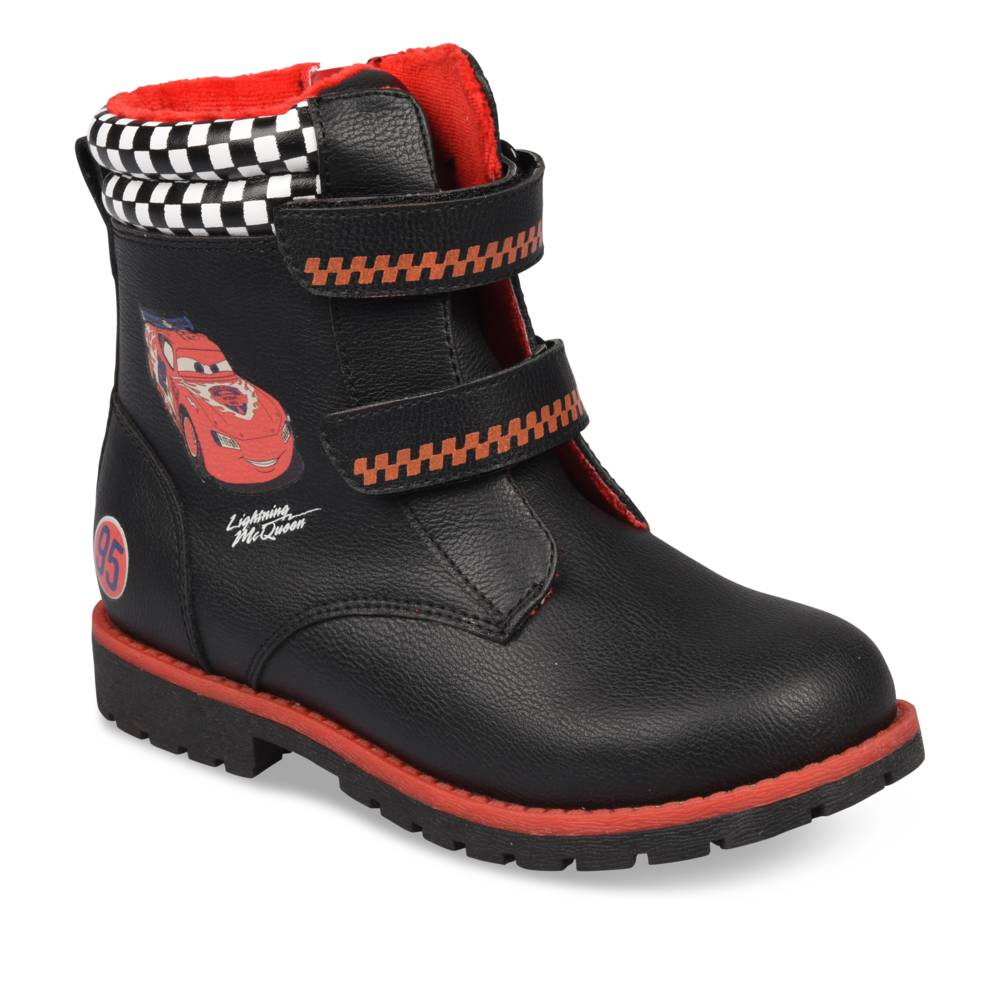 Bottines NOIR CARS 2