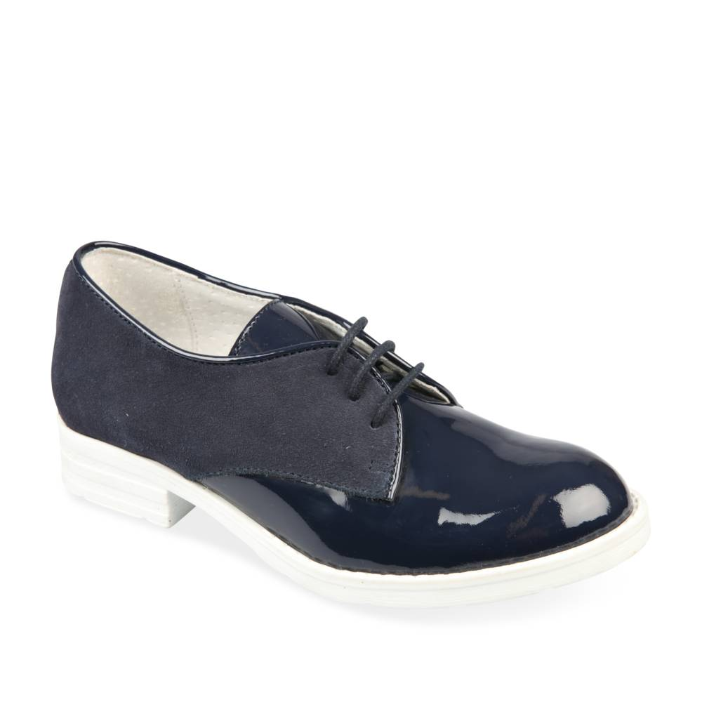 Derbies MARINE LOVELY SKULL CUIR