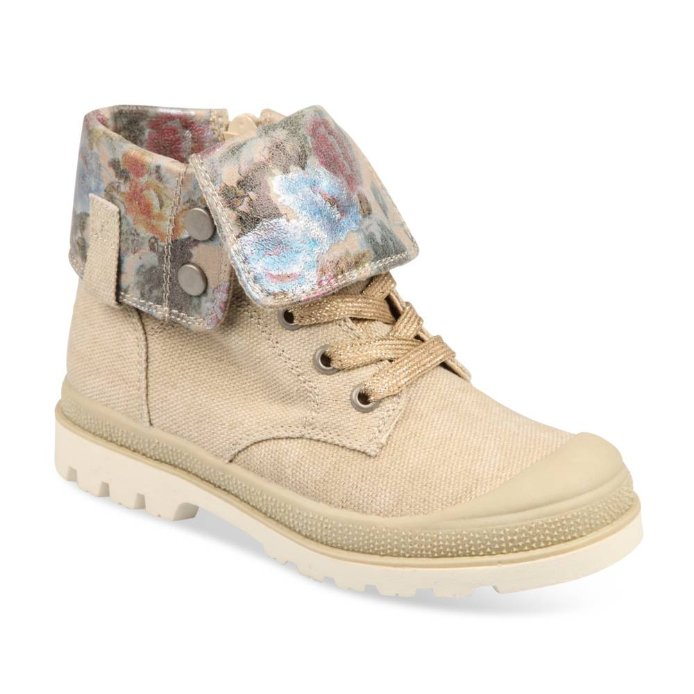 Bottines TAUPE LOVELY SKULL