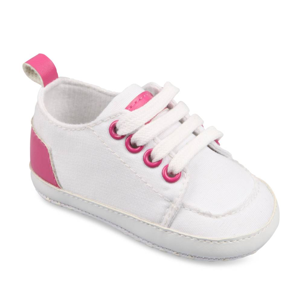 Sneakers WIT FREEMOUSS GIRL LAYETTE
