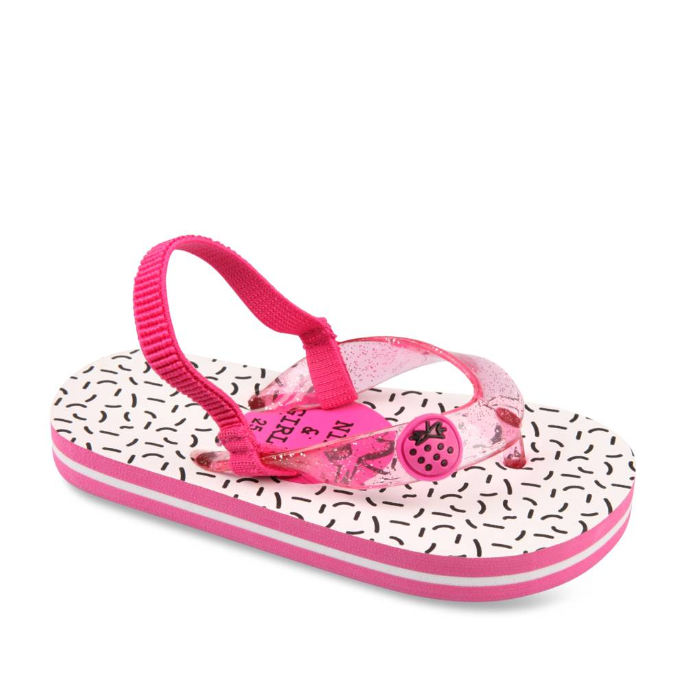 Tongs FUSCHIA NINI & GIRLS