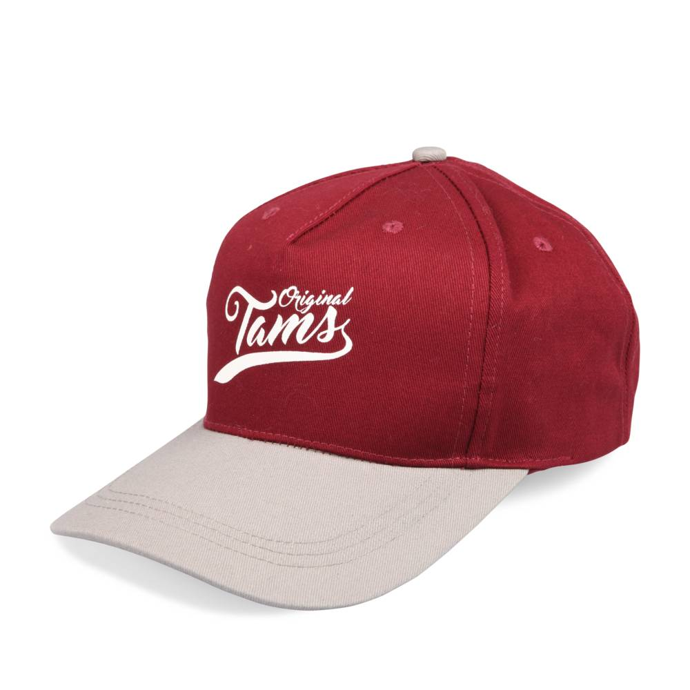 Casquette ROUGE TAMS
