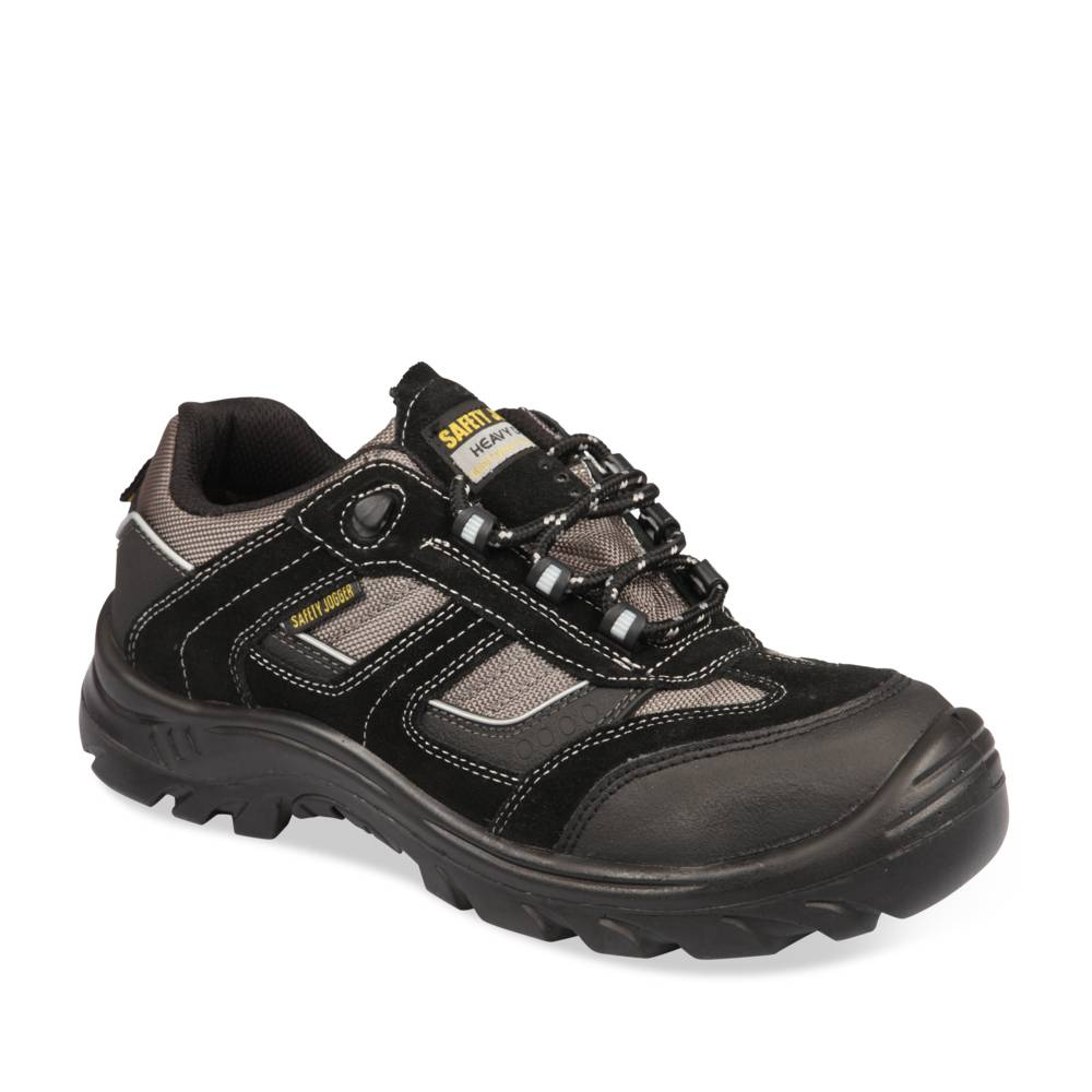 huge selection of d1134 48f11 Chaussures de sécurité NOIR SAFETY JOGGER