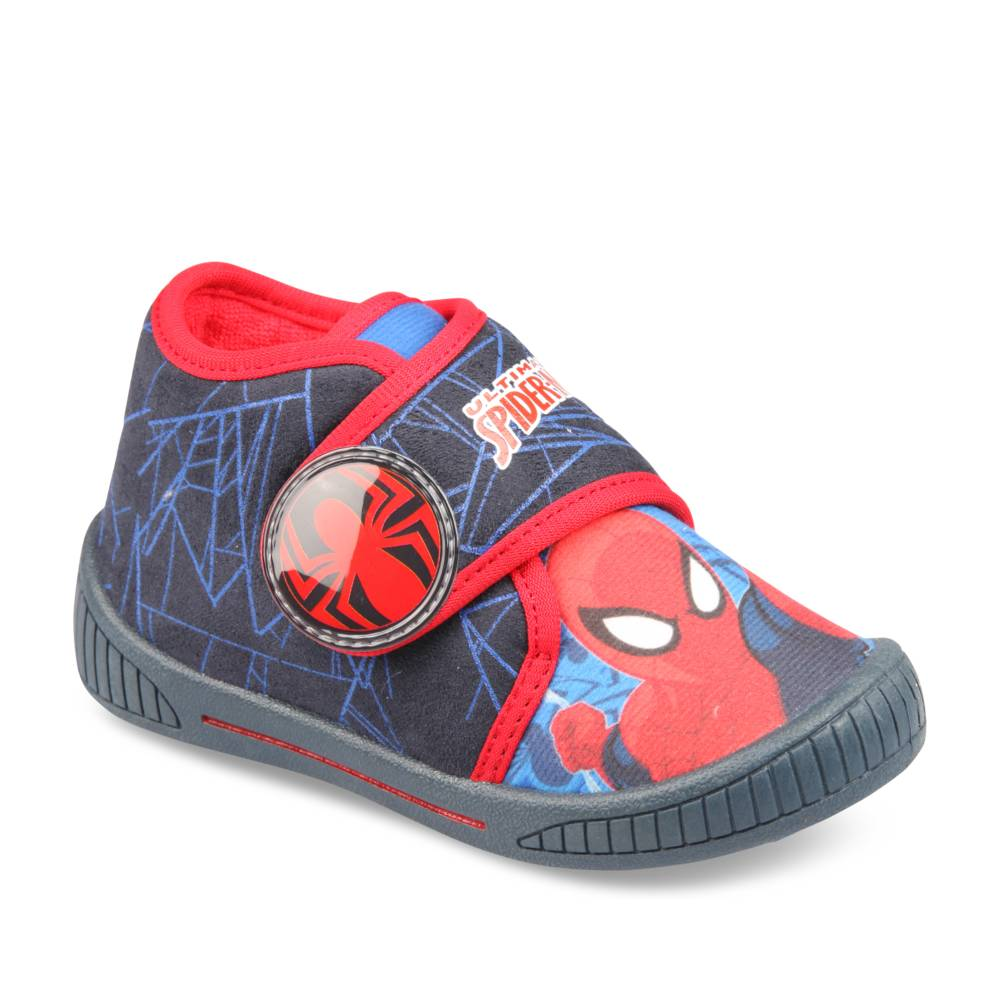 Chaussons BLEU SPIDERMAN