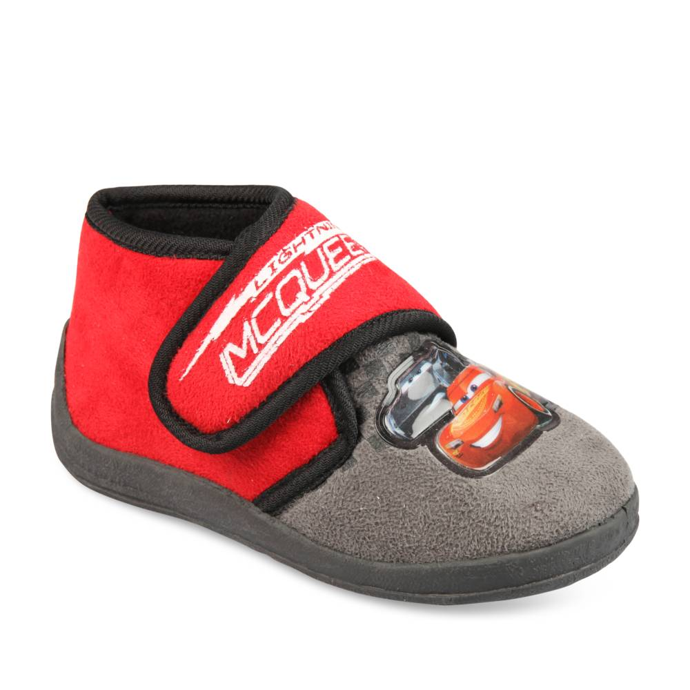 Chaussons GRIS CARS