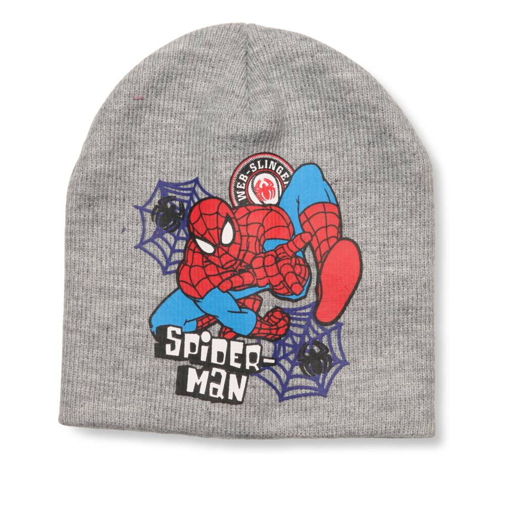 Cap GRIJS SPIDERMAN