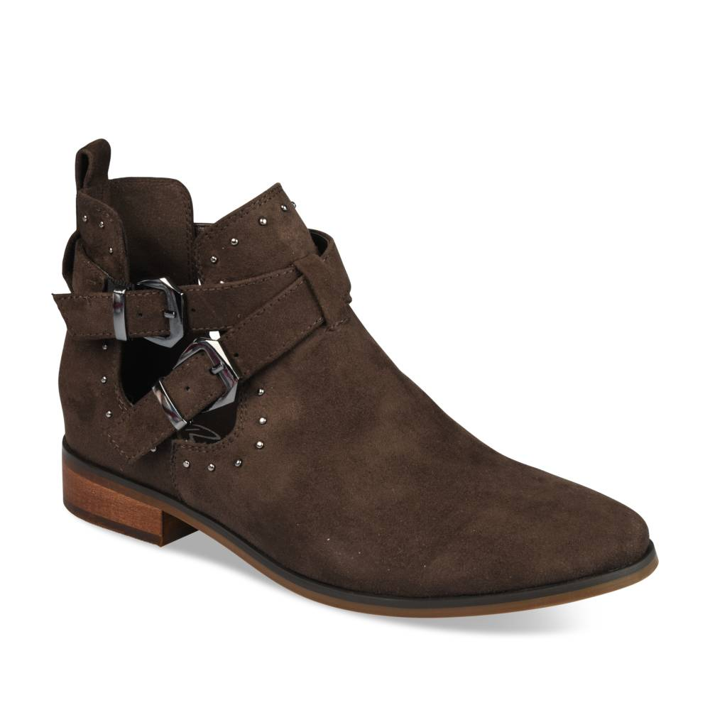 Bottines GRIS MERRY SCOTT