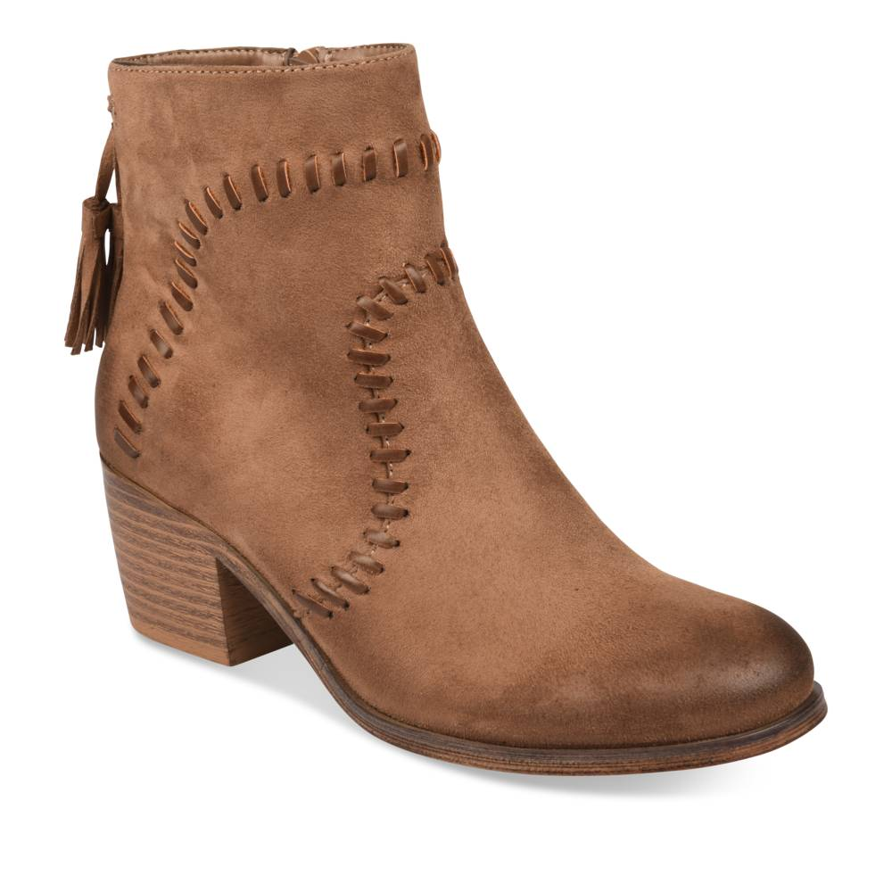 Bottines à talon BEIGE MyB