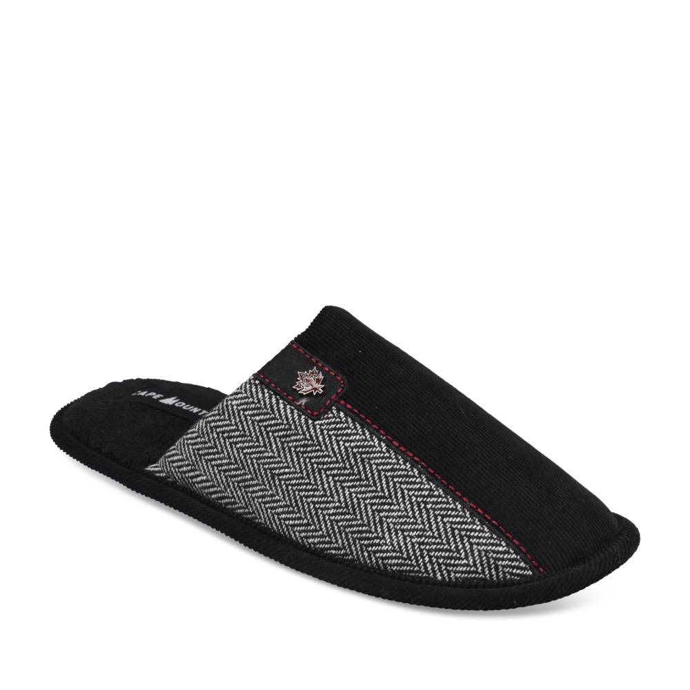 Chaussons NOIR CAPE MOUNTAIN
