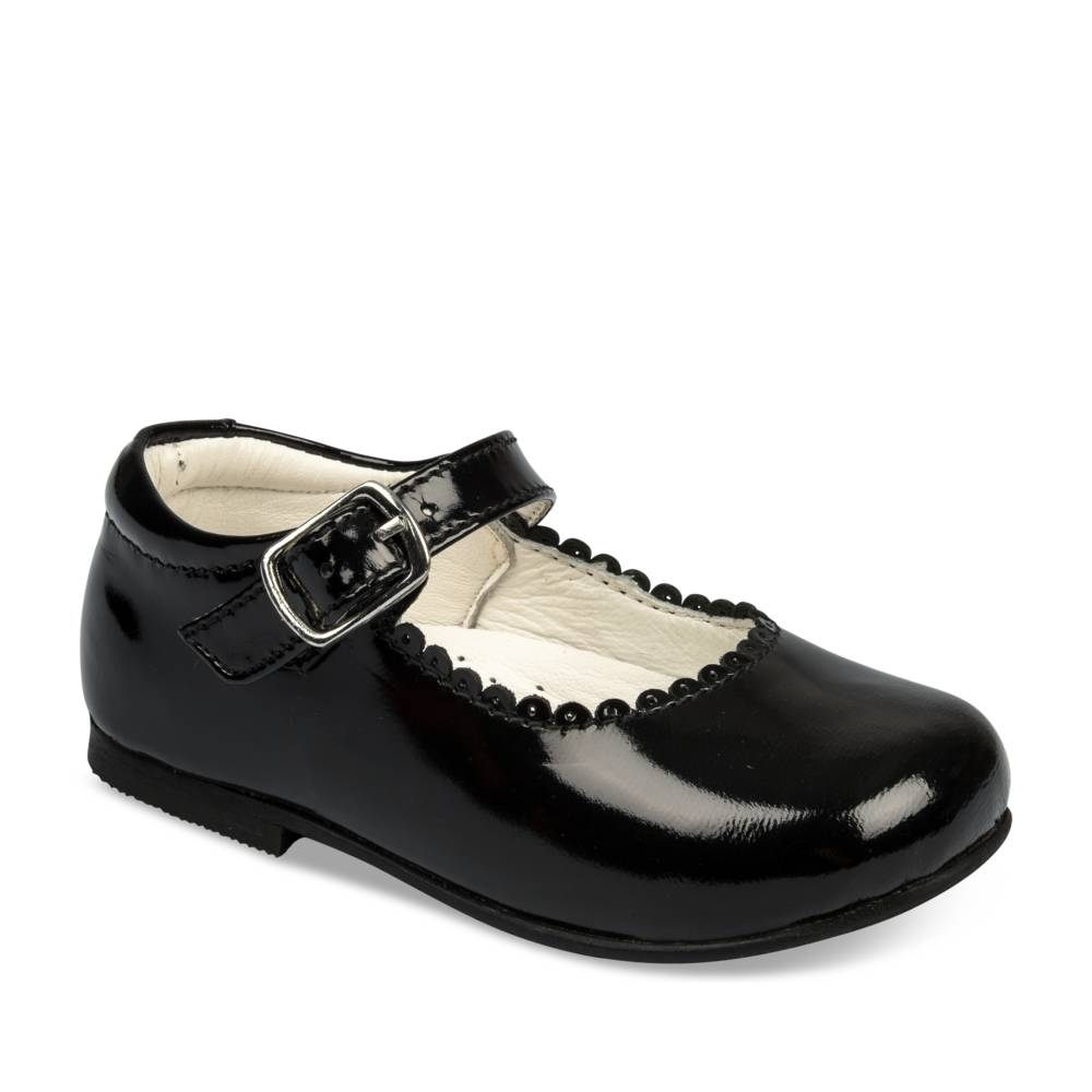 Ballerines NOIR FREEMOUSS GIRL CUIR