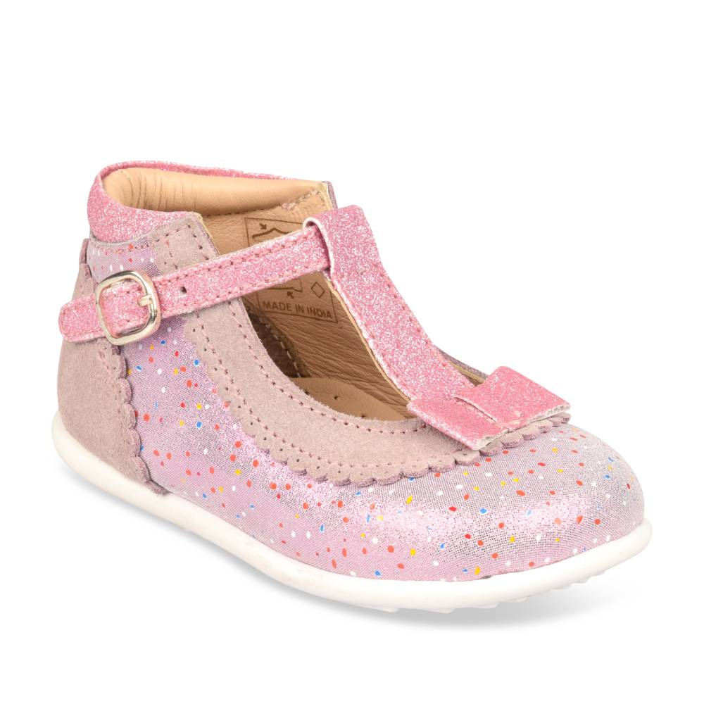 Ballerines ROSE FREEMOUSS GIRL CUIR