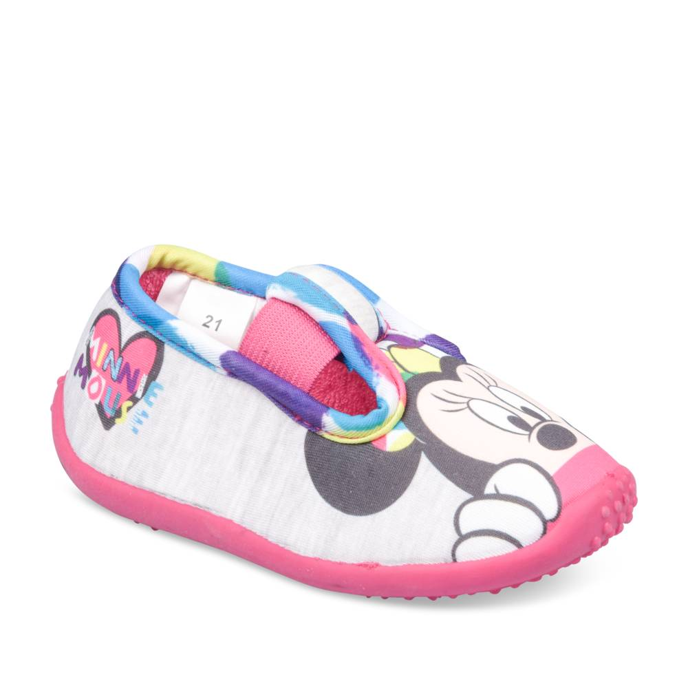 Chaussons GRIS MINNIE