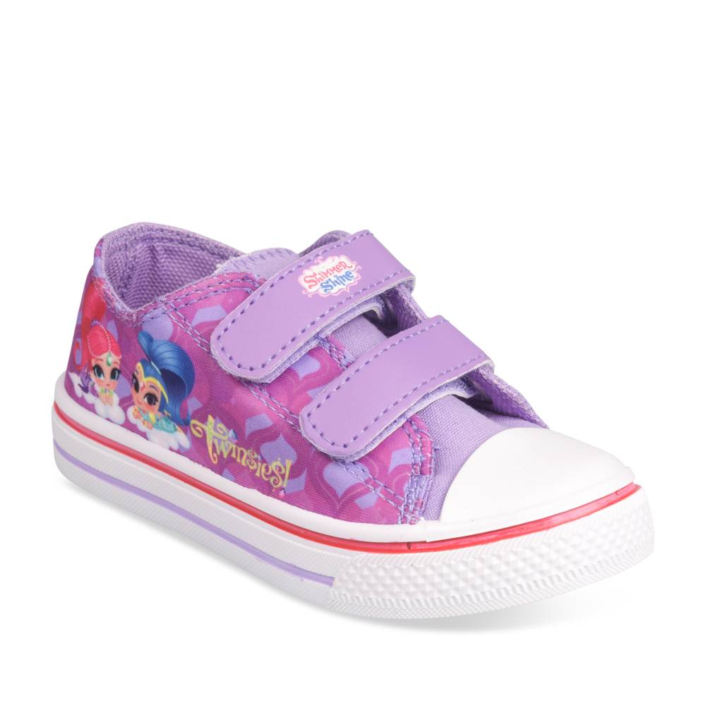 Baskets VIOLET SHIMMER & SHINE